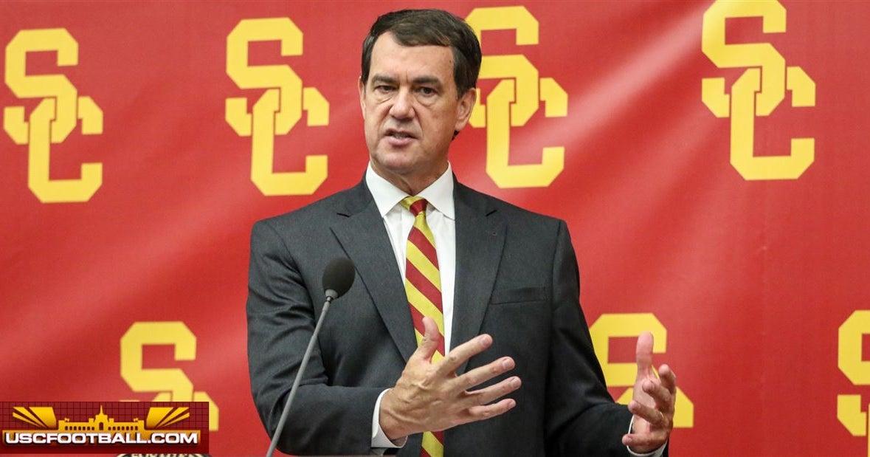 USC AD Mike Bohn addresses Alabama game rumors