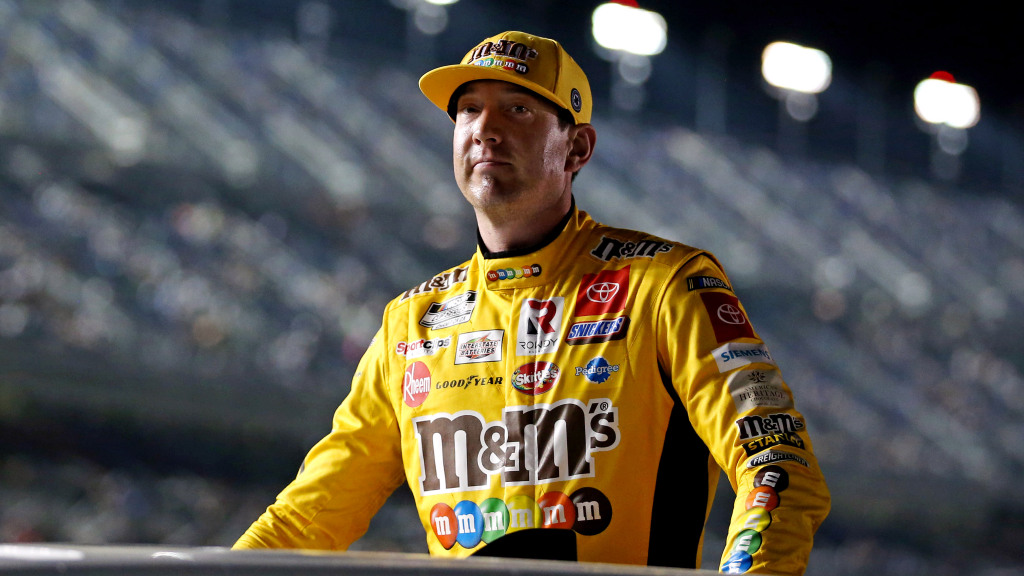 Kyle Busch on doing 7 NASCAR races in 11 days: I'm 'getting thrown to the wolves'