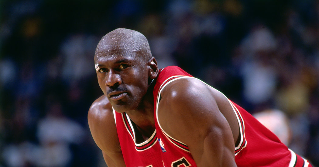 Michael Jordan: N.B.A. Champ, Marketing Legend and … Toxic Worker?