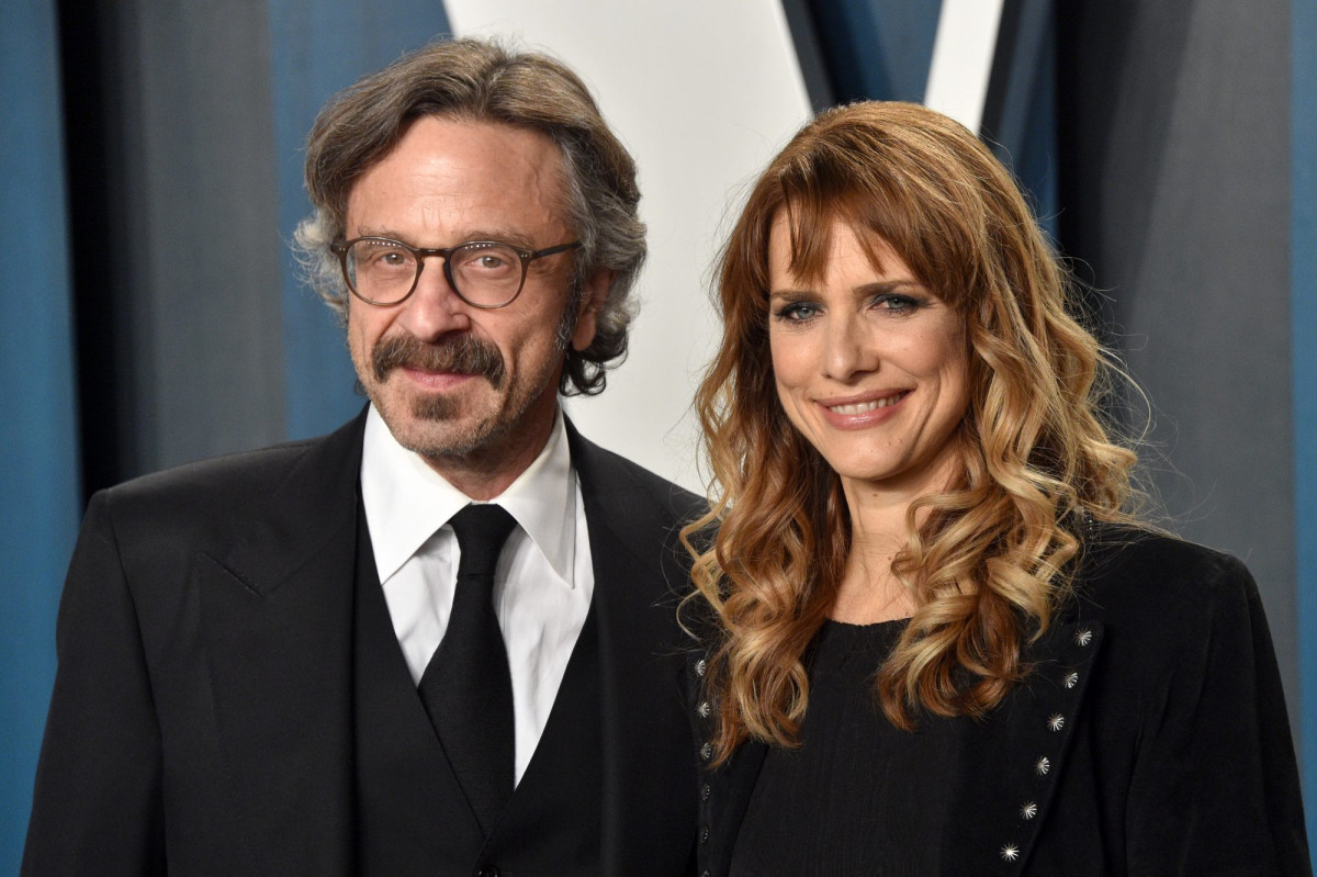 Marc Maron 'leveled, heartbroken' over sudden death of girlfriend Lynn Shelton