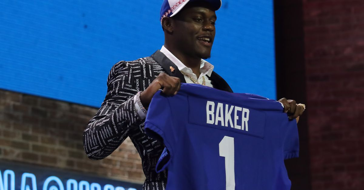 DeAndre Baker: What did scouts really think of him before 2019 NFL Draft?