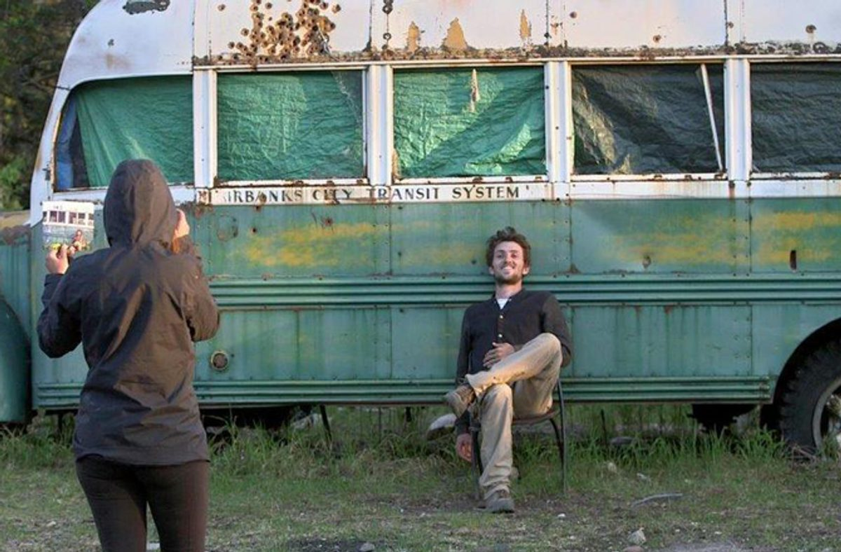 'Into The Wild' Bus Removed From Alaska Wilderness For Public Safety