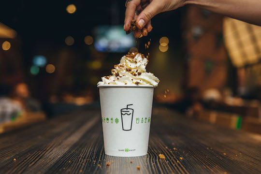 Shake Shack milkshakes New case at New York Police