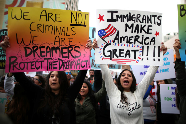 DACA recipients overwhelmed by surprise Supreme Court victory over Trump