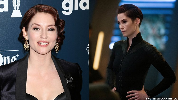 Supergirl Chyler Leigh comes out in moving essay about her journey with her sexuality