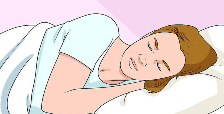 3 Things That Happen To Your Body whene You Sleep on Your Left Side