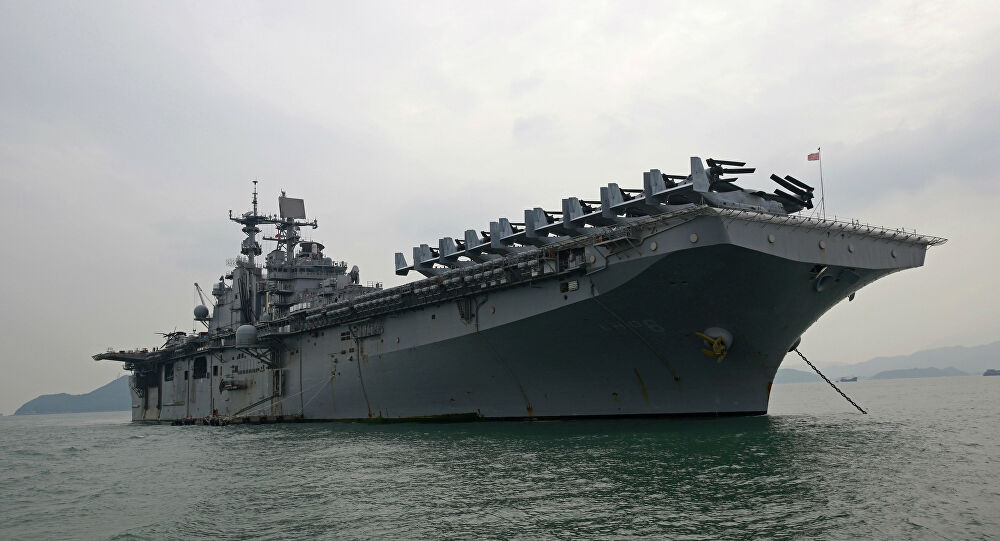 USS Bonhomme Richard Burns, Likely A Victim Of Lax Fire Safety Practices