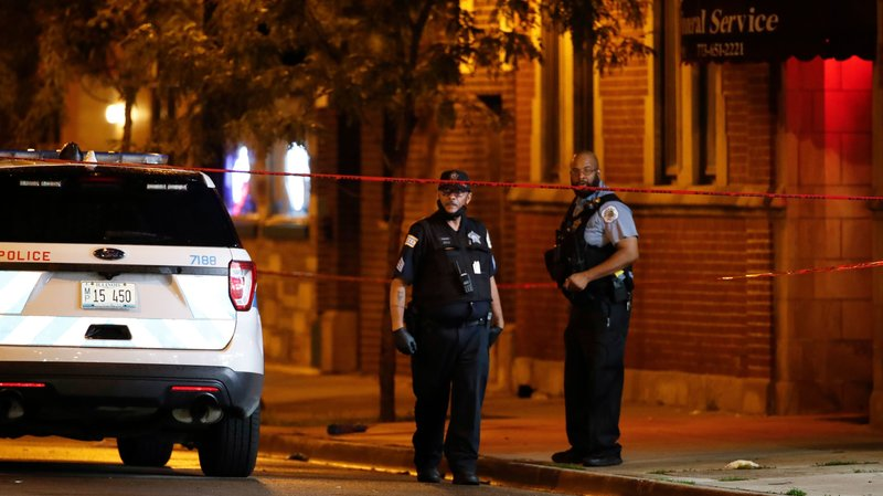 Chicago: 15 People Wounded In Shooting That Targeted Funeral In Chicago