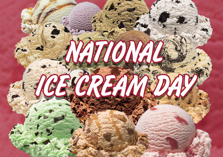 National Ice Cream Day: Fun facts about everyone's favorite frozen treat
