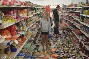 earthquake in NYC
