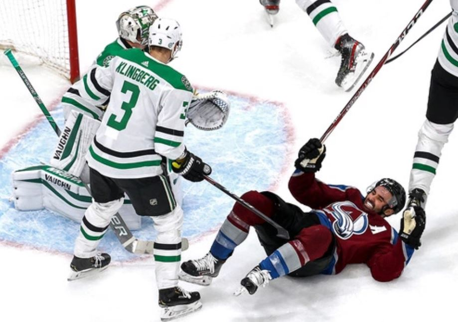 Dallas Stars: Avalanche depth score goes silent in first 2 games against Dallas Stars