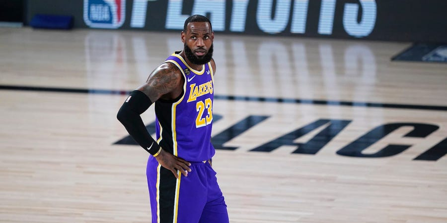 LeBron James threatens to walk out on NBA Playoffs