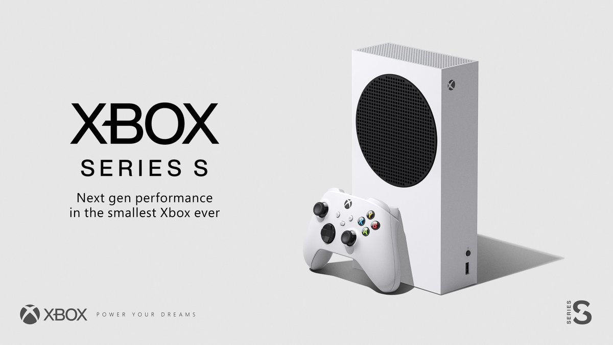 Microsoft confirms that the Xbox Series S will be priced at $ 299