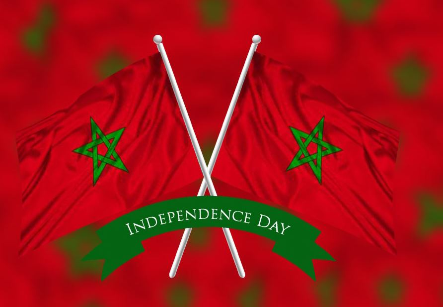 When is that the Independence Day of Morocco celebrated?