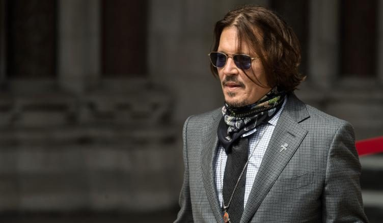 Johnny Depp loses libel case against Britain's Sun newspaper