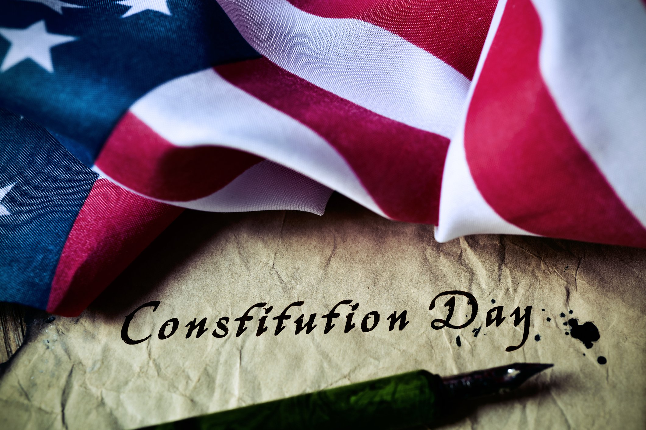 USA Celebrate Constitution Day 2021