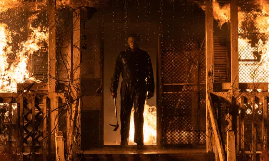 Halloween Kills 2021 release date and time