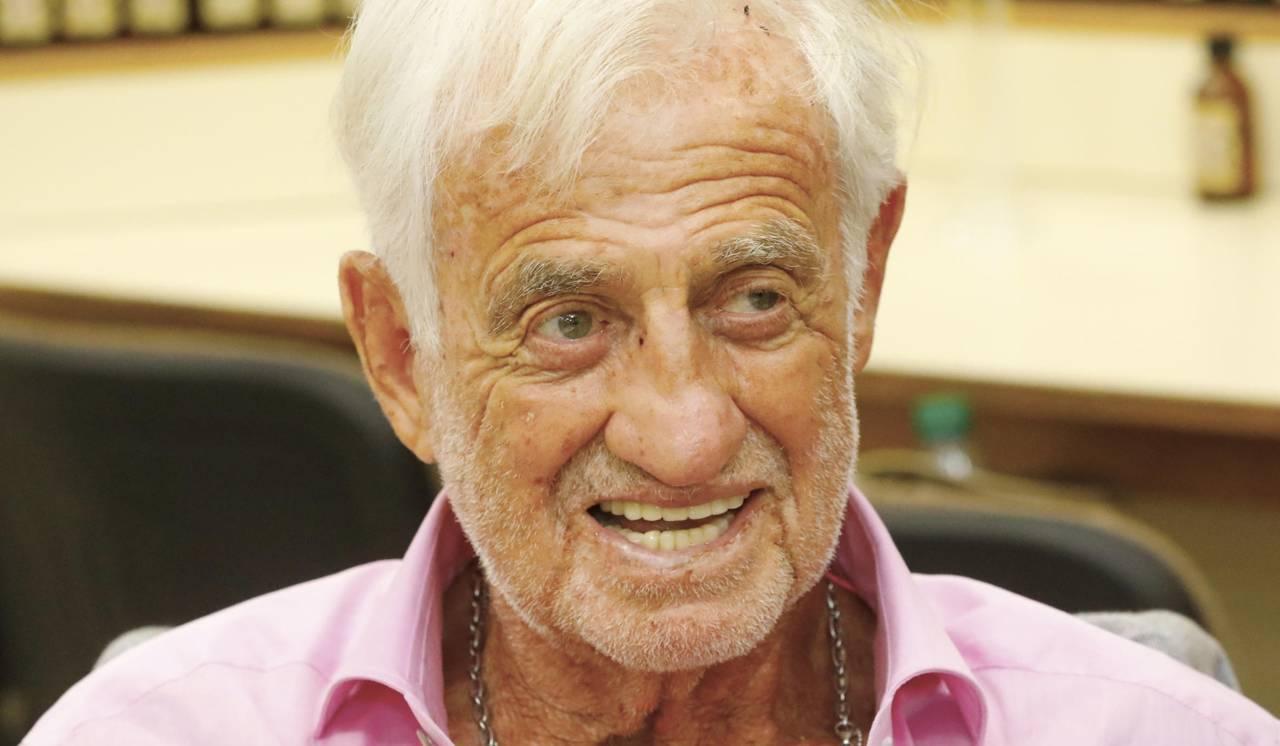 Jean-Paul Belmondo dies at 88