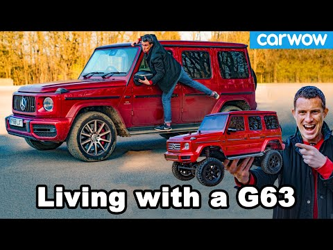 8 most beautiful Mercedes G-class 63 in the world